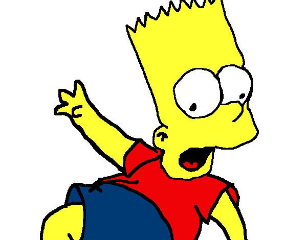 Desenhos De Os Simpson Para Colorir Colorir Com