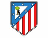 Emblema do Club Atlético de Madrid