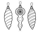 Desenhos de Decorações de Natal