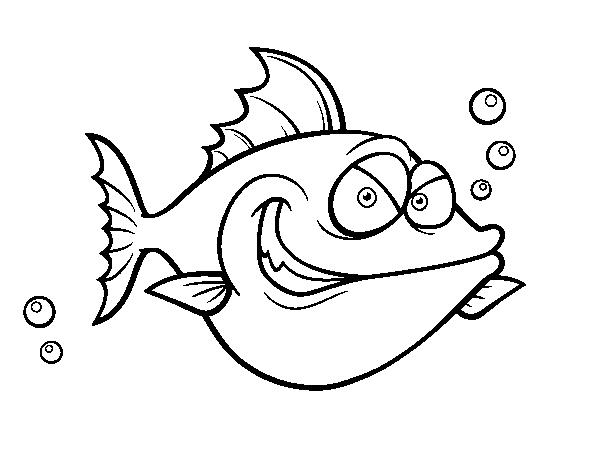 Sao Para Colorear: Desenho De Peixe De São Pedro Para Colorir