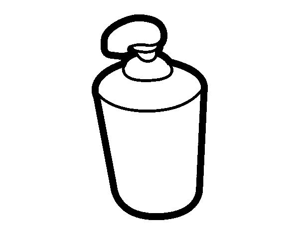 Desenho De Sabonete Para Colorir Colorircom