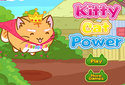 Jogar a Kitty Cat Power da categoria Jogos educativos